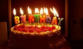 Lời chúc sinh nhật vui