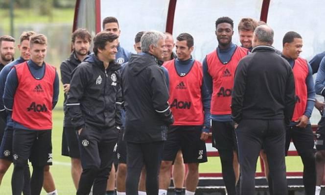 Mourinho muốn xây dựng một lối chơi tấn công đẹp mắt ở MU