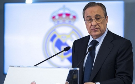Những toan tính của chủ tịch Real bị phanh phui