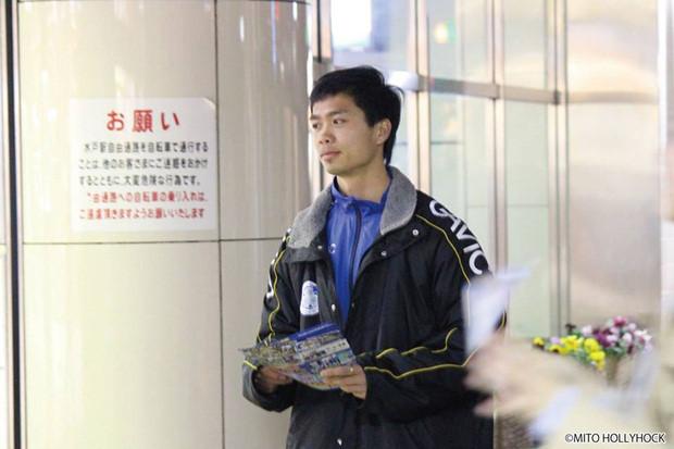 Tài năng của Công Phượng đang chết dần ở Nhật Bản
