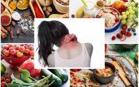 ăn gì chữa đau vai gáy