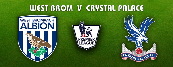 West Brom vs Crystal Palace (02h00 ngày 26/9: Carabao Cup)