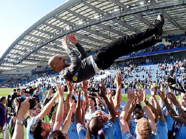 Man City trói chân Pep Guardiola bằng hợp đồng siêu khủng