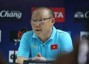 Báo Hàn tố VFF giao chỉ tiêu khó cho HLV Park Hang Seo