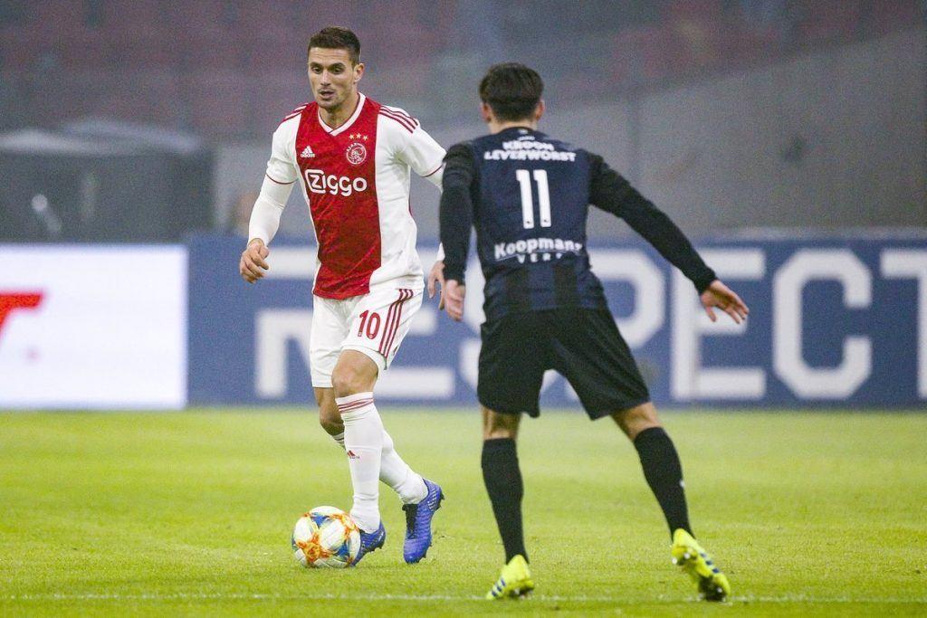 Ajax vs Heerenveen, 23h30 ngày 14/9