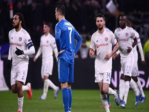 Khi nào thì trận Juventus gặp Lyon diễn ra