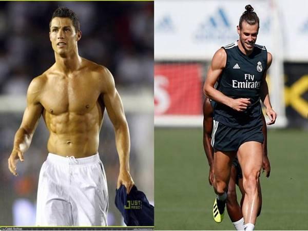 Ronaldo khỏe những vẫn bị chê kém Bale