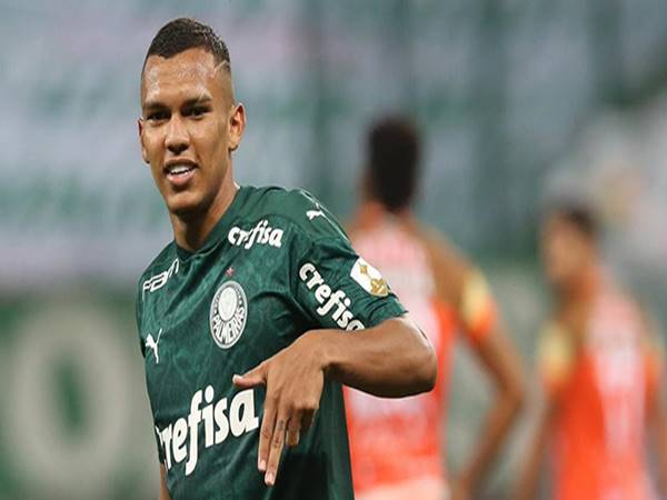 """Gabriel Veron được mệnh danh là """"Neymar mới"""""""