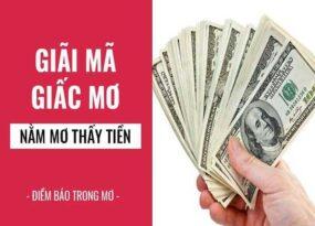 Mơ thấy tiền- giải mã giấc mơ thấy tiền
