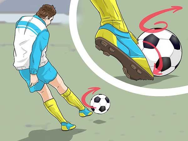 Chia sẻ cách sút bóng mạnh đơn giản mà hiệu quả