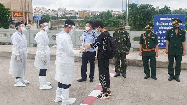 Trường hợp nhập cảnh trái phép tại Tiền Giang đã 2 lần âm tính với SARS-CoV-2