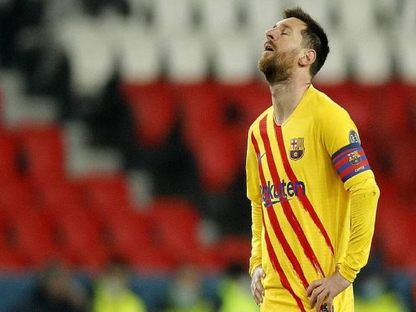 Bóng đá TBN tối ngày 12/3: Messi hủy cuộc gặp với PSG