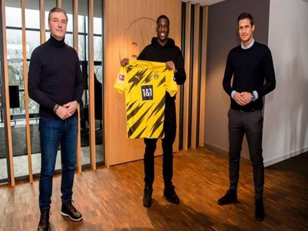 Tin CN 19/3: Soumaila Coulibaly chính thức cập bến Dortmund
