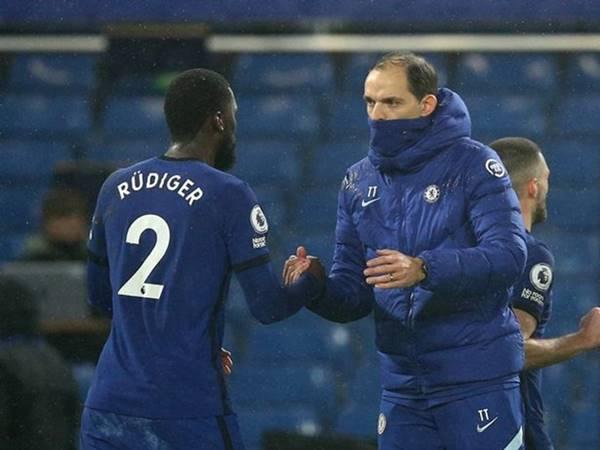 Tin thể thao 17/3: Chelsea chuẩn bị gia hạn hợp đồng với Rudiger
