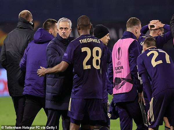 Tin thể thao 19/3: Mourinho yêu cầu Tottenham cần phải khiêm tốn