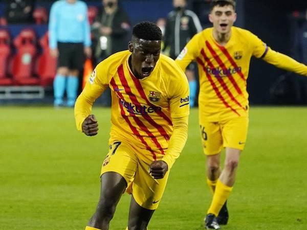 Tin thể thao 25/3: Barcelona đang nỗ lực thuyết phục Moriba