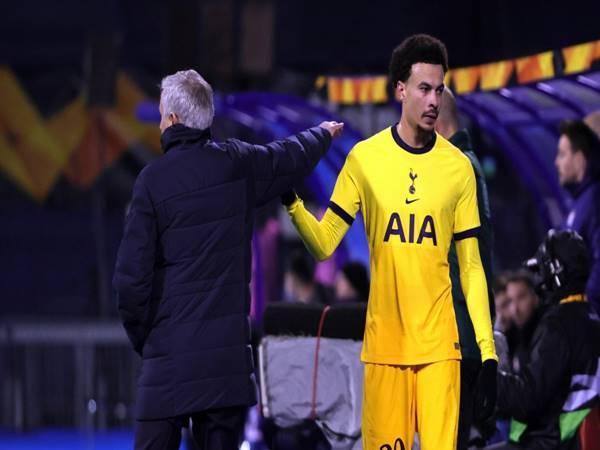 Tin thể thao 27/3: Tottenham chốt giá bán ngôi sao Dele Alli