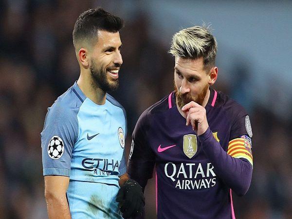 Tin thể thao 30/3: Aguero đổi ý, muốn cùng Messi sang PSG
