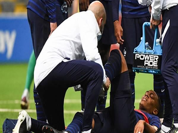 Bóng đá Anh chiều 5/4: MU mất Martial đến hết mùa
