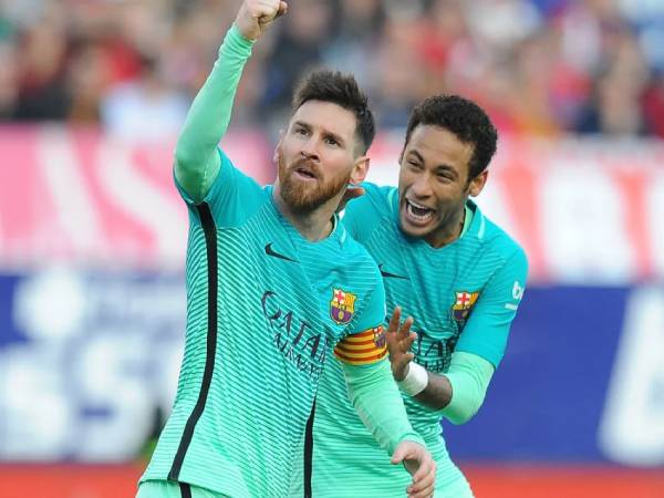 Tin bóng đá tối 24/4: Messi muốn thi đấu cùng Neymar và Aguero