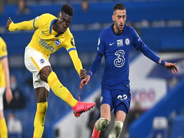 Tin thể thao 21/4: Chelsea hòa nhạt nhòa Brighton trên sân nhà