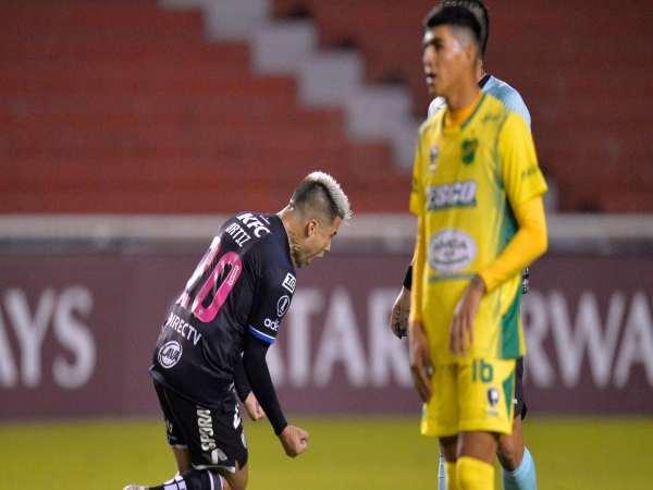 Defensa y Justicia vs Independiente del Valle