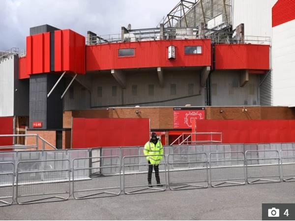 Bóng đá Anh 11/5: An ninh được thắt chặt trước trận MU vs Leicester