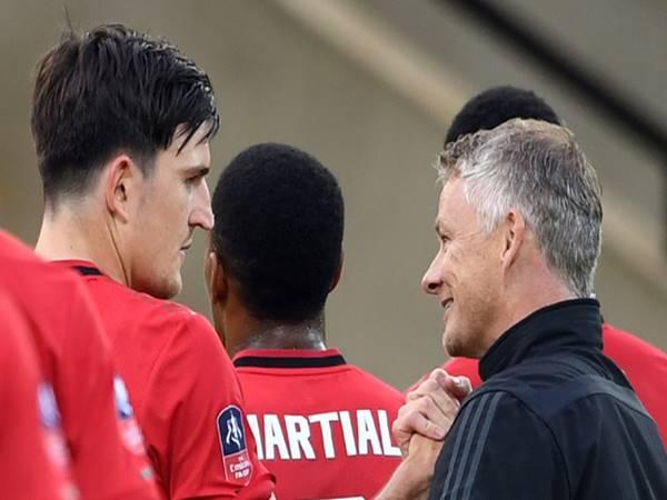Bóng đá Anh 17/5: Harry Maguire báo tin vui cho Manchester United