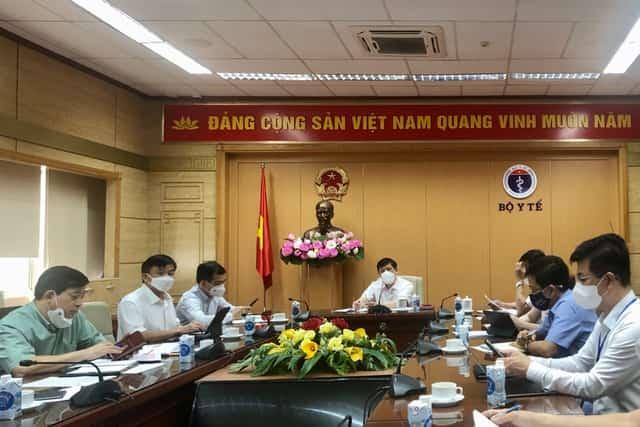 Hơn 300 công nhân ở Bắc Giang dương tính SARS-CoV-2 ngày 25/05