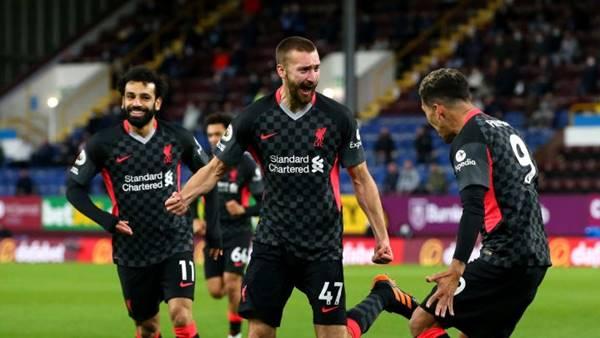 Liverpool vào top 4 Ngoạihạng Anh và hy vọng giành vé dự C1
