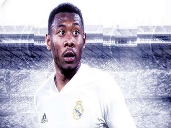 Tin bóng đá chiều 29/5: Real Madrid chính thức công bố tân binh Alaba