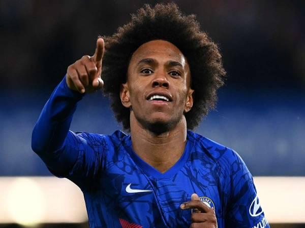 Tin chuyển nhượng 17/5: Willian theo chân Luiz rời Arsenal