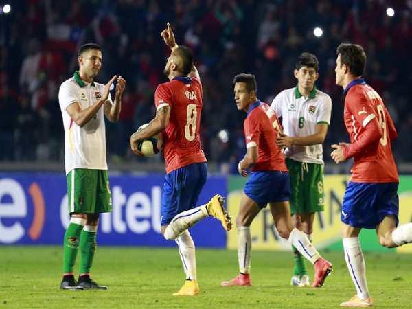 Nhận định trận đấu Chile vs Bolivia1