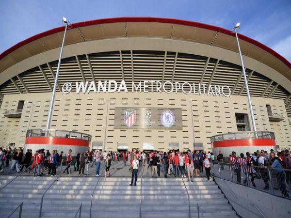 Bóng đá quốc tế chiều 9/6: Real tính mượn sân của Atletico