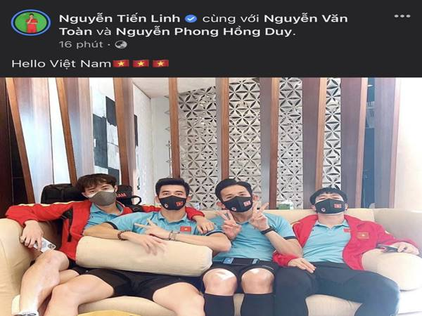 Bóng đá VN 17/6: Đội tuyển Việt Nam đã về đến Việt Nam