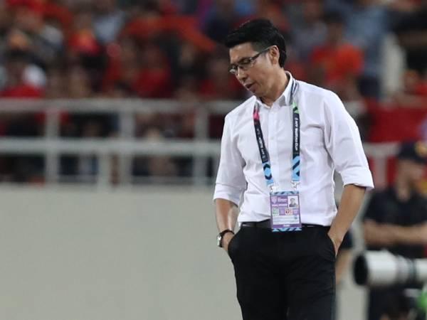Bóng đá VN tối 7/6: HLV Tan Cheng Hoe đi do thám đội Việt Nam