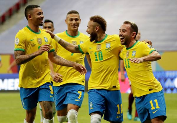Thể thao 14/6: Brazil vùi dập Venezuela sau trận mở màn