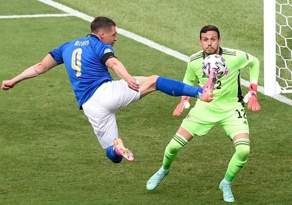 Thể thao 21/6: Ý toàn thắng cùng xứ Wales theo chân đi tiếp