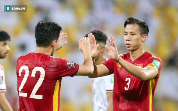 Kết quả UAE 2-3 Việt Nam