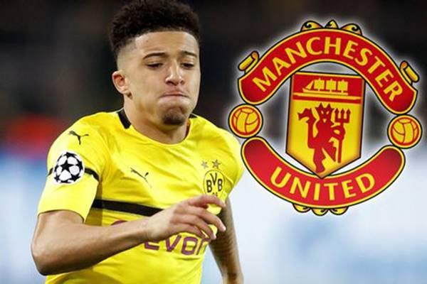 Manchester United đạt thỏa thuận với Sancho