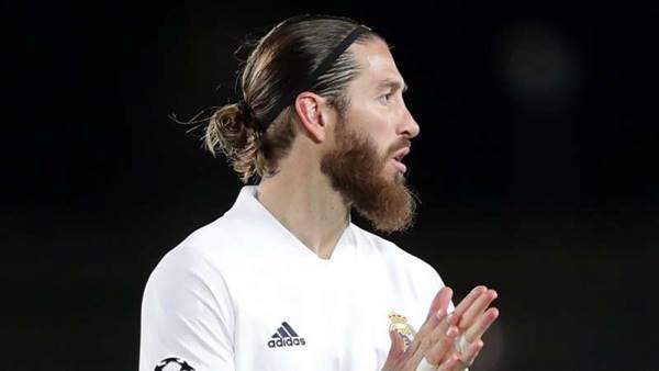 Real Madrid chính thức loại Ramos khỏi danh sách