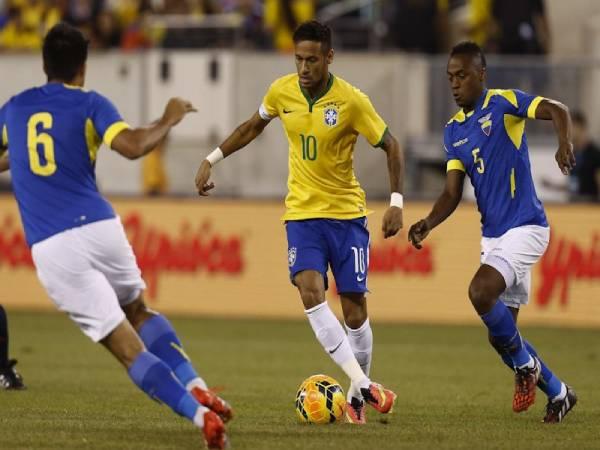 Thông tin trận đấu Ecuador vs Brazil, 7h30 ngày 5/6