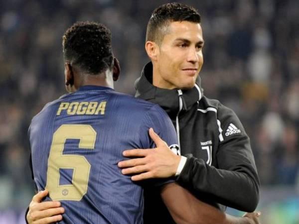 Tin bóng đá châu Âu 10/6: MU được gợi ý đổi Pogba lấy Ronaldo
