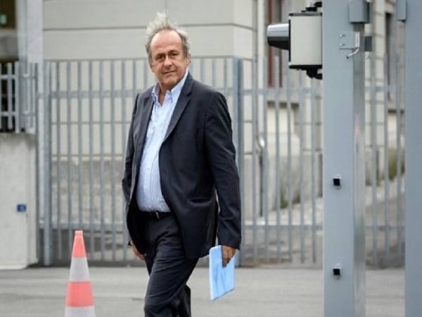 Tin bóng đá tối 16/6: Huyền thoại Platini trở lại với bóng đá