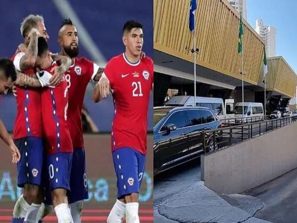 Tin thể thao 21/6: 6 tuyển thủ Chile đưa nhiều cô gái vào khách sạn