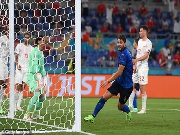 Tin thể thao sáng 17/6: Ý là đội đầu tiên đi tiếp ở EURO
