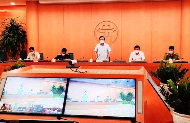 Hà Nội: Khẩn chương lấy mẫu xét nghiệm hơn 200 người