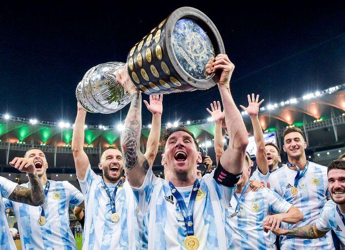 Messi sẵn sàng chinh phục danh hiệu Quả bóng Vàng thứ 7