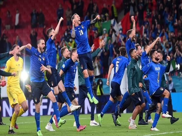 Bóng đá Quốc Tế ngày 7/7: Ý vào chung kết EURO