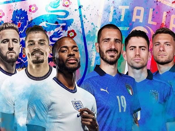 Bóng đá quốc tế sáng 9/7: Wesley Sneijder dự đoán kết quả trận Italia vs Anh